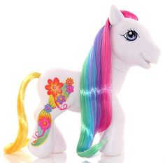 G3 My Little Pony Reference - Jade Garden