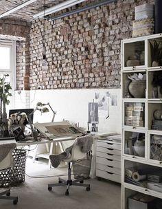 vintage muebles inspiración ikea estudio atelier nordico estilo nórdico escandinavo estilo industrial estilismo nórdico decoración oficinas lugar de trabajo decoración interiores blog decoración nórdica