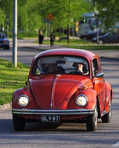 VW Beetle by ~thouben