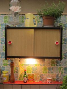 Fifties kitchenette by De Klopperij