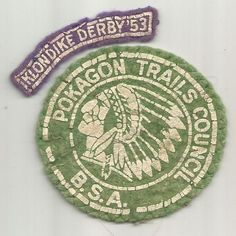 vintage scout patches - Google Search