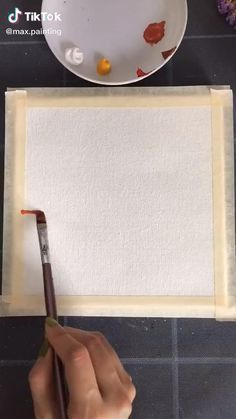 Easy Canvas Art, Simple Canvas Paintings, Small Canvas Art, Easy Canvas Painting, Mini Canvas Art, Cute Easy Paintings, Easy Art, Canvas Ideas, Diy Canvas