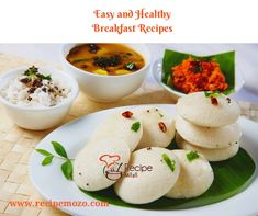 Make Irresistible Idli: A Recipe for Steamed Rice Cakes Rice Cake Recipes, Rice Cakes, Indian Food Recipes, Gourmet Recipes, Indian Snacks, Steamed Rice Cake, Idli Recipe, Kerala Food, Indian Breakfast