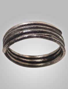 Ancient Viking Wedding Band 866-1067 A.D.