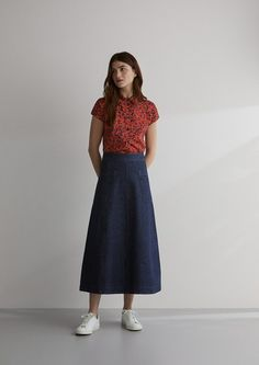714c4724f7c Click to zoom Mid Length Skirts