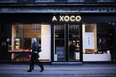 A XOCO by Anthon Berg - 1110
