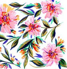 @ngemma #textiledesign #floral #sketch #floralprint www.nataliagemma.com