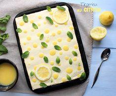 tiramisu citron et lemoncello Lemoncello Tiramisu, Lemon Tiramisu, Tiramisu Cake, French Crepes, French Pastries, Sweet Recipes, Cake Recipes, Dessert Recipes, Cheesy Crust Pizza