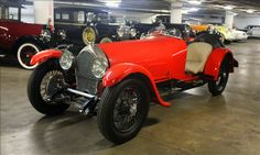 1926 Pedroso  Built by the Marquis de San Carlos de Pedroso, former horseman to Spain's King Alfonso XIII, this vehicle was tricked out with the most advanced technology of its time; namely, supercharged twin-cam engines with variable timing that could be controlled from the car's cockpit. The marquis, believed to have been a pal of Ettore Bugatti, intended to race the Pedroso in the 24 Hours of Le Mans, but an accident in another car prevented him from competing. In the 1960s, the marquis's…