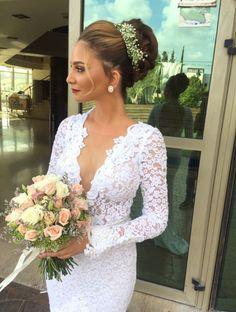 Stunning BERTA bride ❤️