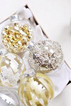 Holiday Diy Ornaments