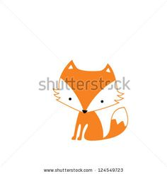 cute fox drawings - Google Search