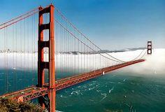 Golden Gate Bridge Pacific Coast Highway