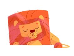 690: Sleepy Lion  I've just been wanting to nap all day..  FAQ | Submissions | Patreon | Etsy