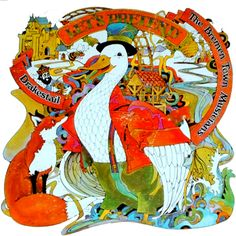 это серия американских пластинок с волшебными сказками, выпущенными в начале семидесятых. Все самые топовые сказки в дизайне David Chestnutt