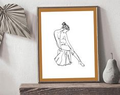 Beautiful female nude - downloadable art Playroom Art, Kids Room Art, Tribal Art, Geometric Art, Family Christmas Cards, Southwest Art, Black And White Design, Figure Painting, Figurative Art