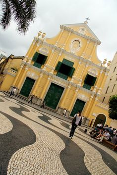 St. Dominic's (World Heritage Attraction) - Macau