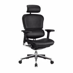 bedroommagnificent office chair arms furniture swivel. ของดี Ergohuman Thailand เก้าอี้เพื่อสุขภาพ รุ่น ERGOHUMAN2-Leather(Black)  ราคาเพียง Bedroommagnificent Office Chair Arms Furniture Swivel U