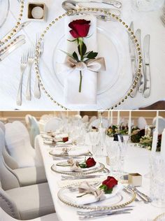 wedding beauty and the beast If you are planning a Beauty amp; the Beast style wedding day or you simply love classic and romantic ideas then this place setting at Sheene Mill will be exactly to your taste. Beauty And The Beast Wedding Theme, Wedding Beauty, Dream Wedding, Wedding Day, Wedding Disney, Table Wedding, Wedding Tips, Wedding Timeline, Budget Wedding