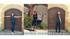 your design+eco-friendly fabrics+handmade=ECO-LUXURY (ethical fashion) / tu diseño+tejidos ecológicos+hecho a mano=ECO-LUJO(moda ética)