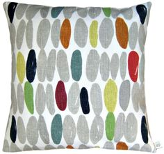Wallace Natural a Laura Ashley designer fabric now available at www.hollesleycottagecrafts.co.uk  various sizes and choices.