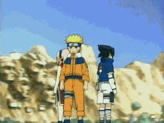 Naruto I'm in love with this gif