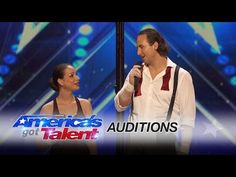 Throwings: Married Acrobats Perform Dangerous High-Flying Stunts - America's Got Talent 2016 - YouTube