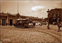 Stationsplein Breda 1910