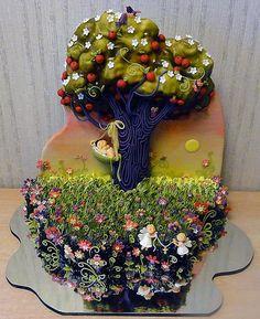 Artcake.ru Uniqu-cakes by Jane Zubova