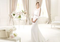 Pronovias te presenta el vestido de novia Ulaga. Fashion 2013.