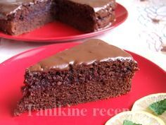 Sweet Recipes, Cake Recipes, Tiramisu, Brownies, Food And Drink, Cooking Recipes, Sweets, Cookies, Chocolate