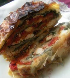 Sweet Food: Dobra pita