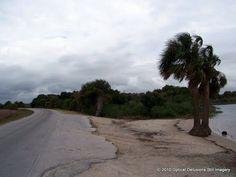 End of the Road, Yankeetown, FL