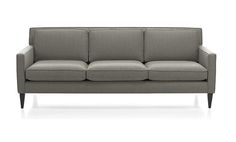 Five Couches Without Flame Retardants You Can Buy Right Now | Environmental Working Group Crate and Barrel  As of January 1, 2015, all newly manufactured Crate and Barrel couches contain no chemical flame retardants. Since many Crate and Barrel couches are made to order, you will likely get a newly manufactured (and chemical-free) couch, but you should still double-check with customer service that yours is not a 2014 leftover.
