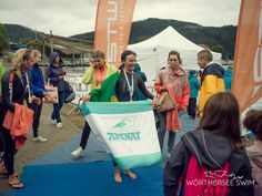 "Open Water Austria! Happily arrived at the Klagenfurt lido after participating! ""Woerthersee-Swim"", September 5th & 6th, 2020! Photo: Jacek Poremba Klagenfurt, Open Water, Austria, September, Reusable Tote Bags, Swimming, Swim"