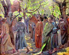 LECTIO DIVINA: Evangelio del domingo XXXI ordinario, ciclo C, 3 de noviembre 2013 Lc 19, 1-10 «Cristiano, reconoce tu dignidad»