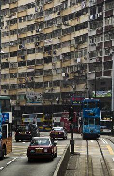 Hong Kong Urban Life