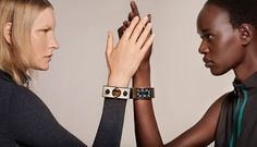 Trade in your clunky rubberized activity trackers for these sleek, high-end versions.