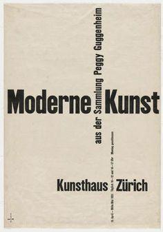 Max Bill. Moderne Kunst. 1951