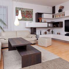 Realizace časti interiéru rodinného domu - Brno Jundrov