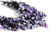 Sophisticated Purple Amethyst Necklace #shapola_jewellery #shapola #statementjewellery #purplenecklace #statementnecklace #powerfulwoman #purpleamethyst
