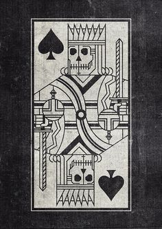 King of spades I The All Day Everyday Project