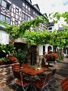 Rüdesheim am Rhein, Hessen , Germany