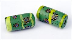 African Trade Beads, Antique Beads, 19$. TimeStreams.com