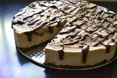Paleo Banana Ice Cream Cake