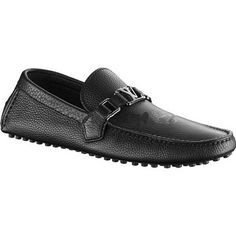 Louis Vuitton Hockenheim Loafer In Grained Leather Yq3K1Mgc Btd,$231