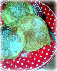 Simi´s Sattmacher- Rezepte und mehr.....: Apfelküchle