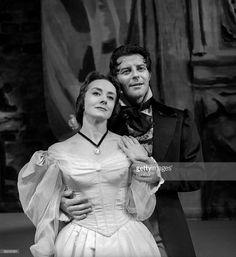 """Gérard Philipe & Suzanne Flon - """"On ne badine pas avec l'amour"""" (1959)"""