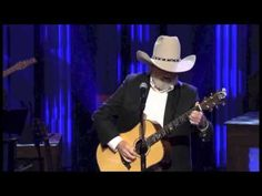 "▶ Alan Jackson - ""He Stopped Loving Her Today"" at George Jones' Funeral 