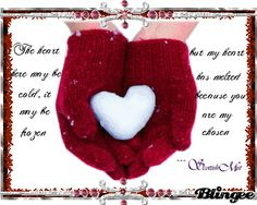 This heart here may be frozen, but my heart has melted because you are my chosen- Scottish Mist Dealing With Grief, Missing Someone, Heart Pictures, Heart Quotes, Heart Art, Frozen, Miss You